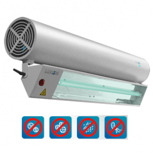 Luxibel B Hybrid Air Desinfectie Unit
