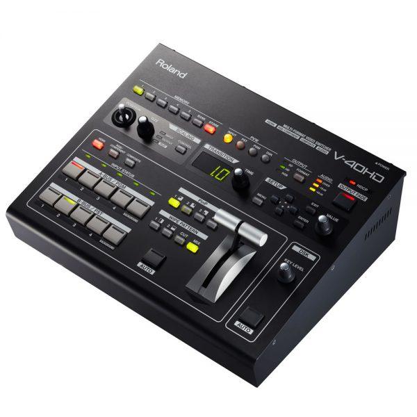 Videomixer Roland V40HD