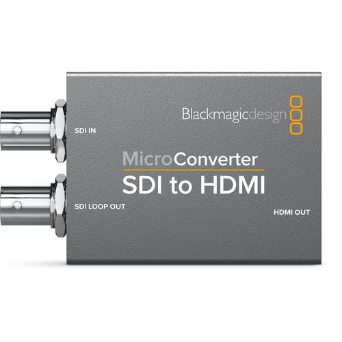 BlackMagic SDI to HDMI converter