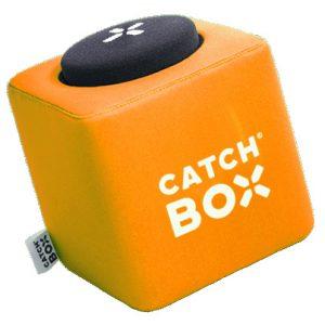 Catchbox Lite Oranje incl. microfoon