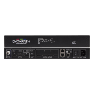 Datapath Fx4/H Display Controller