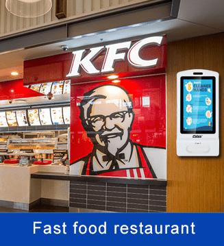 """Display & Handgel Dispenser 21.5"""" Full HD"""