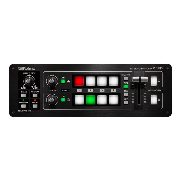 Videomixer Roland V-1HD
