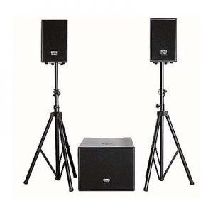 DAP Soundmate + Mixer