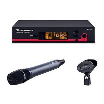 Senheiser draadloze microfoon
