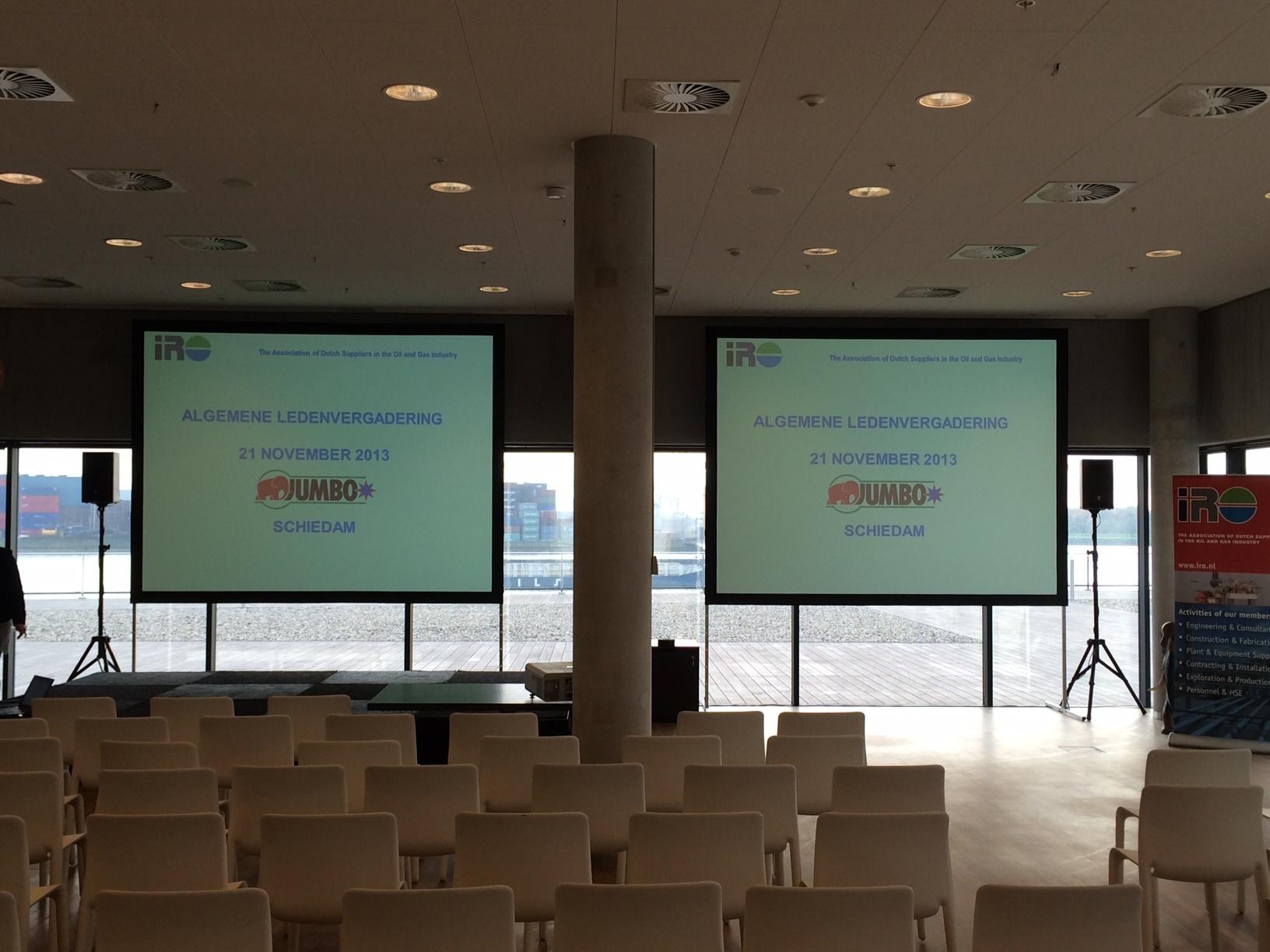 Ledenvergadering-Jumbo-Maritime-te-Rotterdam-Beamerhuren