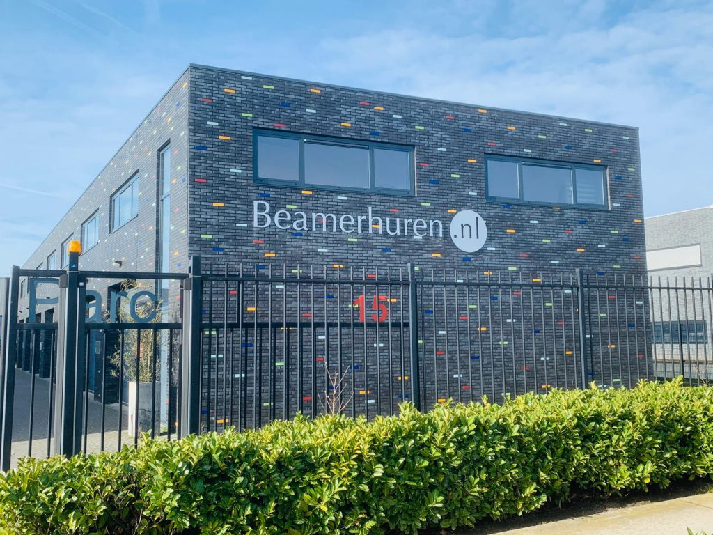 Kantoor Beamerhuren | Contact